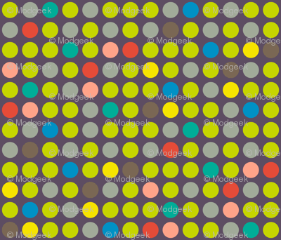Game Dots Green