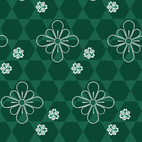 Japanese Crests fabric by haleystudio on Spoonflower - custom fabric