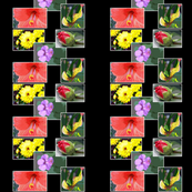 Garden-fabric_painted-flowers