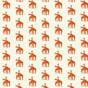 Orange Giraffes