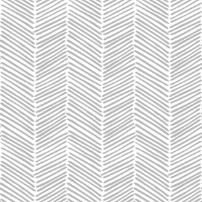 Freeform Arrows Large in gray on white