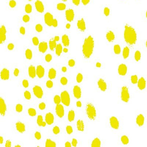 Dots in citron