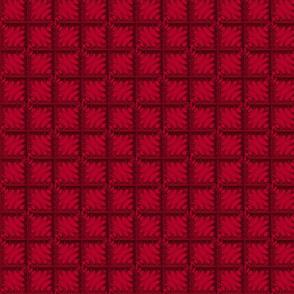 Shiny Crimson Tiles