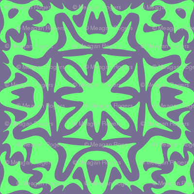 Flower Tile