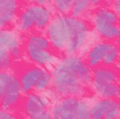 Butterflies Hot Pink Purple