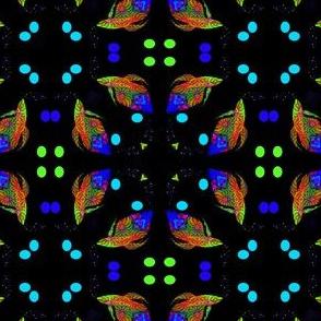 Rainbow Fish Mandala School
