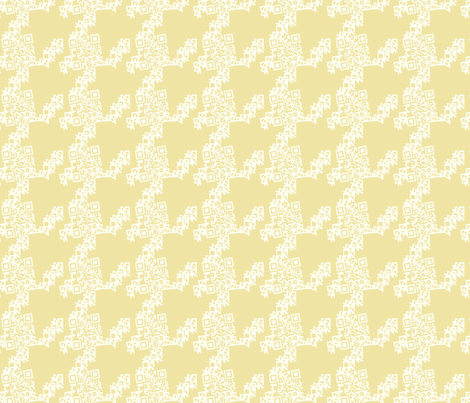 Barcode Hounds Tooth fabric by genebrown on Spoonflower - custom fabric
