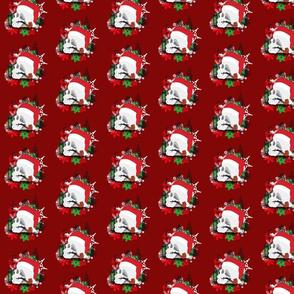 Merry Christmas, Sherlock- Red