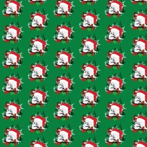 Merry Christmas, Sherlock- Green