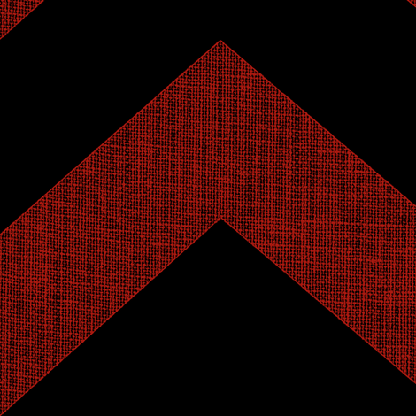 chevron burlap / vintage red, bk fabric by paragonstudios on Spoonflower - custom fabric