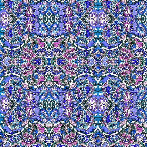 The Odd Quad Squad fabric by edsel2084 on Spoonflower - custom fabric