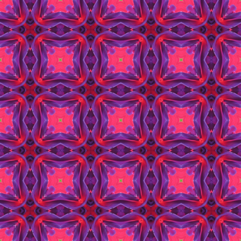 Mod Fuschia Fusion 19 fabric by dovetail_designs on Spoonflower - custom fabric