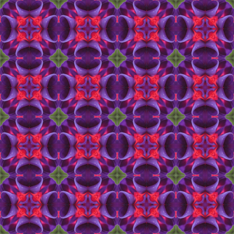 Fuschia Fusion 25 fabric by dovetail_designs on Spoonflower - custom fabric