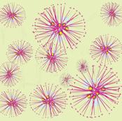 Dandelions-Pink