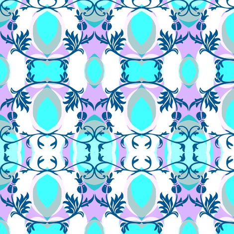 Formal Fantasy fabric by robin_rice on Spoonflower - custom fabric