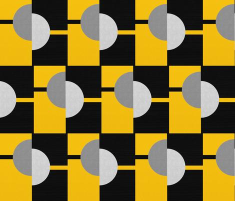 Masculine Frankl by Su_G fabric by su_g on Spoonflower - custom fabric