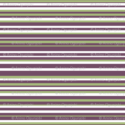 stripe_carlos- purple, green,white