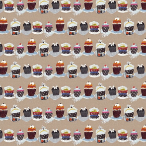 collage cupcakes