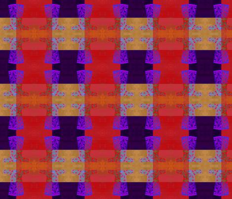 Chinese_Red_dress2__Original_by_Evandecraats_July_10__2012 fabric by _vandecraats on Spoonflower - custom fabric
