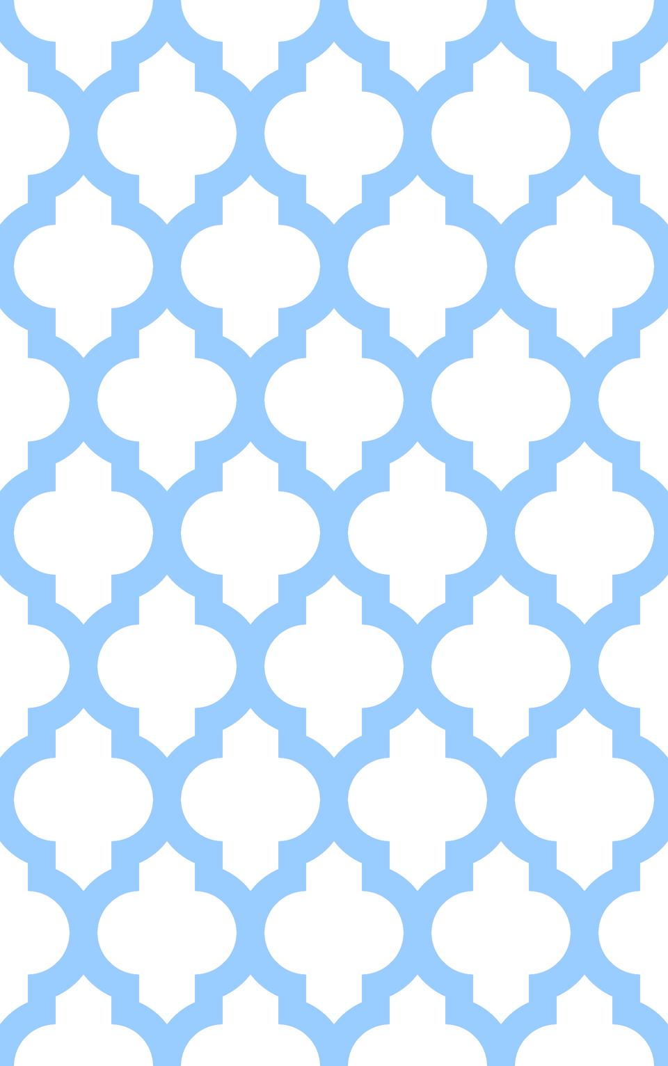 Light Blue And White Wallpaper