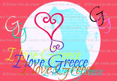 I love Greece by evandecraats march 25, 2012 Light Blue