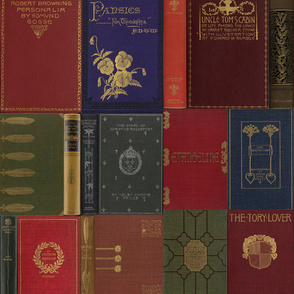 Madame Fancypantaloons' Instant Library Bindings & Covers