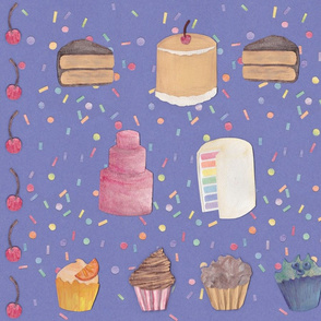 Paper Cakes