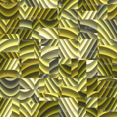 Ribbon Mosaic 21
