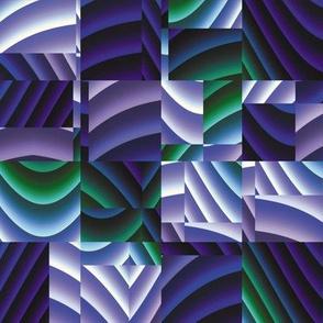 Ribbon Mosaic 30