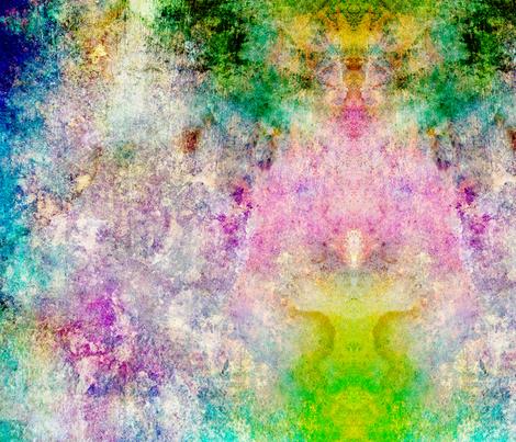 Mirror of Lepidoptera fabric by feebeedee on Spoonflower - custom fabric