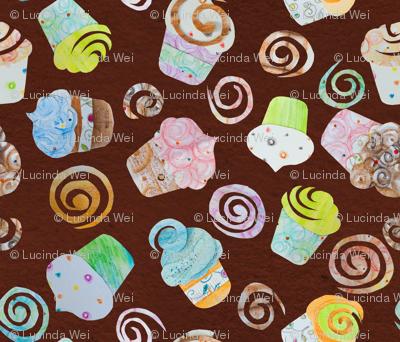 Cupcakes Galore - © Lucinda Wei