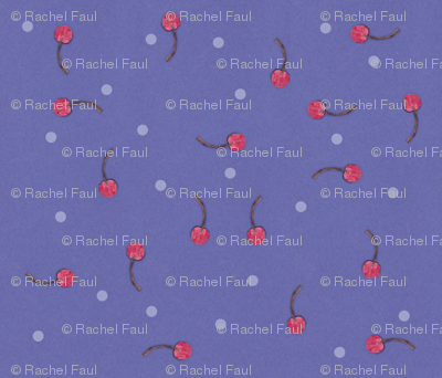 Cherries & Dots Paper