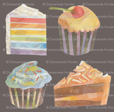 cakes and cakes *grey