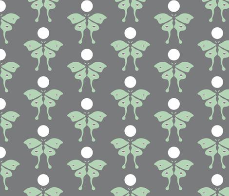 Luna fabric by gabriellekingsley on Spoonflower - custom fabric