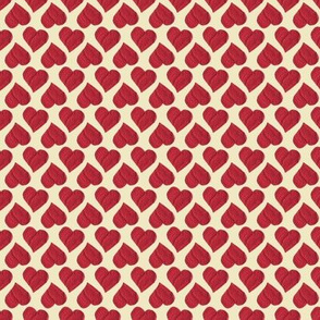 The Queen of Hearts'  Party Cloth.
