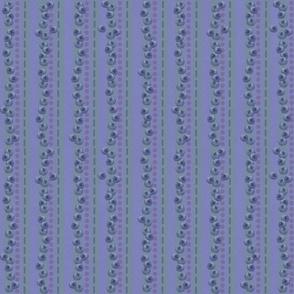 Paper Blueberry Stripes