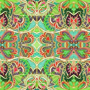 Psychedelic Gypsy in Spades