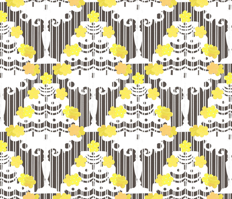 Big Day fabric by thirdhalfstudios on Spoonflower - custom fabric