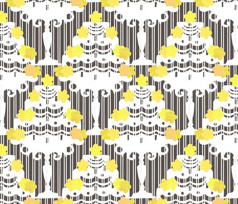 Big Day fabric by thirdhalfstudios on Spoonflower - custom fabric