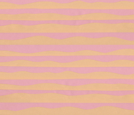 Strawberry buttercream torte fabric by victorialasher on Spoonflower - custom fabric