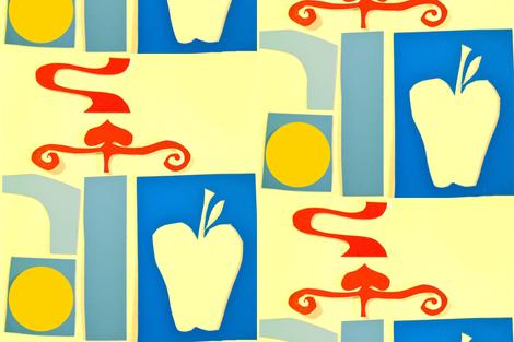 Cider Pressing fabric by boris_thumbkin on Spoonflower - custom fabric