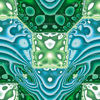 Fractal Mirror 7