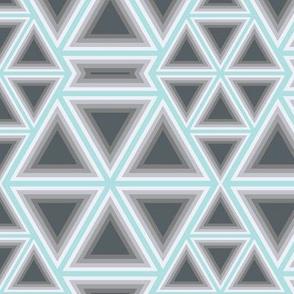 Triangle Grey/blue
