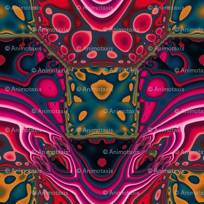 Fractal Mirror 15