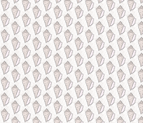 shell5 fabric by suemc on Spoonflower - custom fabric