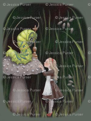 Wonderland Whooooo Are Youuuuu?
