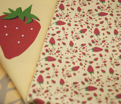 Strawberry Scatter