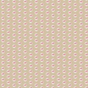 Lily Elephant Polka Dots