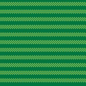 Zigzaggity - green