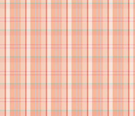 sweet_peach fabric by xoelle on Spoonflower - custom fabric